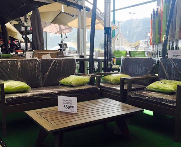 Mobilier de jardin chez Jardiland : barbecue, transat... à Nice